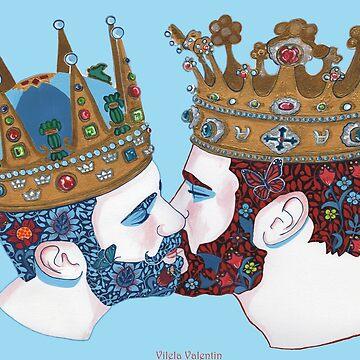 zwei Königreiche  by vilelavalentin