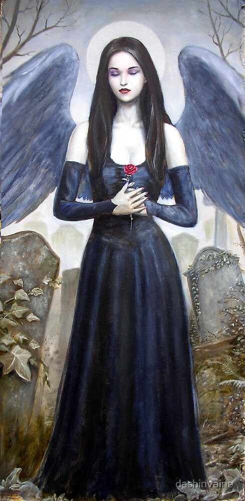 Dark Angel by dashinvaine