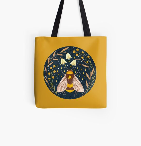 Harvester of gold All Over Print Tote Bag