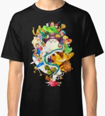 Childhood Memories Collage Classic T-Shirt