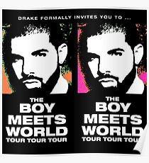 Boy Meets World Drake Poster