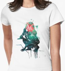 Forest Princess  Women's Fitted T-Shirt