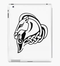 Skyrim inspired minimal print - Whiterun iPad Case/Skin