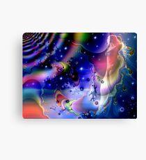 Spiritual Universe Canvas Print