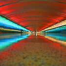 Airport Tunnel by barkeypf