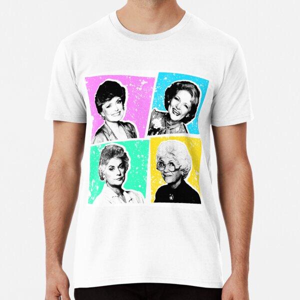 Goldene Mädchen POP! Premium T-Shirt