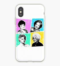 Goldene Mädchen POP! iPhone-Hülle & Cover
