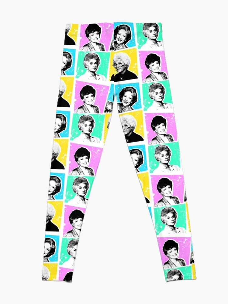 Alternate view of Golden Girls POP! Leggings