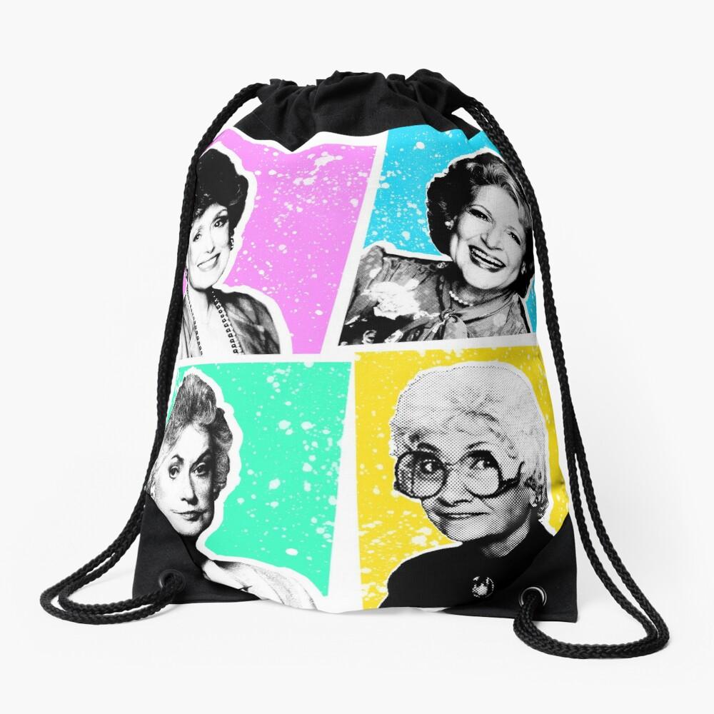 Golden Girls POP! Drawstring Bag