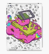 Game boy candy overload iPad Case/Skin