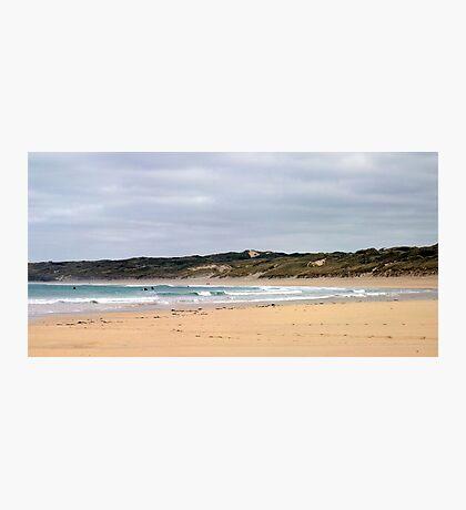 Hayle Beach Cornwall Photographic Print