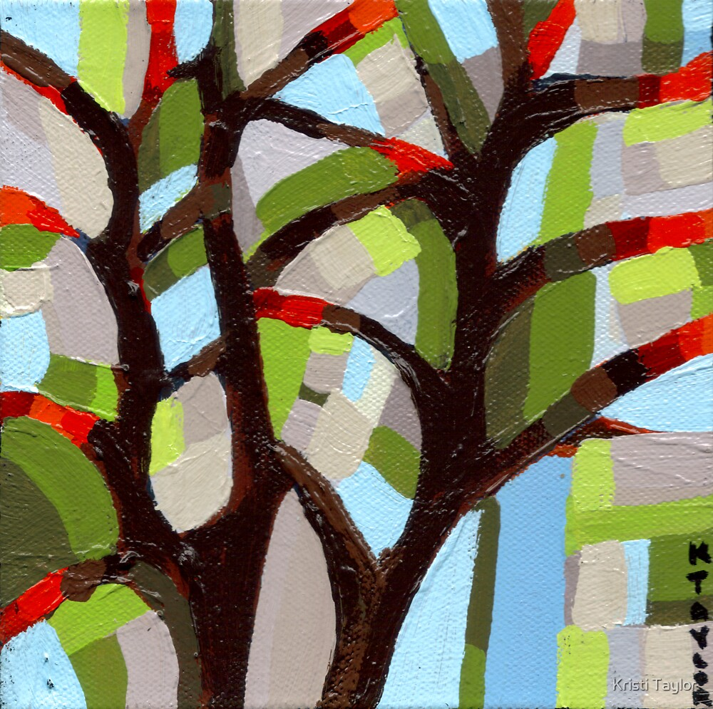 Mini Tree View no.8 by Kristi Taylor