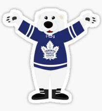 Toronto Maple Leafs Sticker Sticker