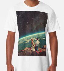 Camiseta larga Amor