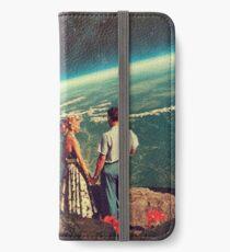 Liebe iPhone Flip-Case/Hülle/Skin