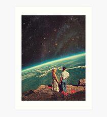 Liebe Kunstdruck