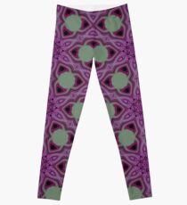 Blueberry blossom 2 Leggings