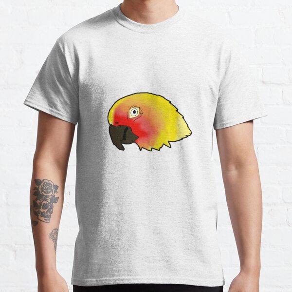 Pájaro Sun Conure Camiseta clásica
