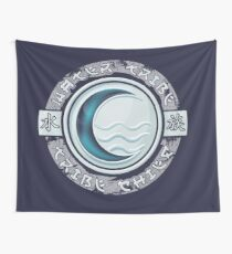 Water Tribe Chief Wall Tapestry