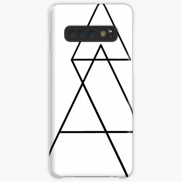 Triangles 1 Samsung Galaxy Snap Case