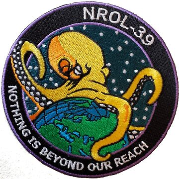 NROL-39 Program Logo by Spacestuffplus