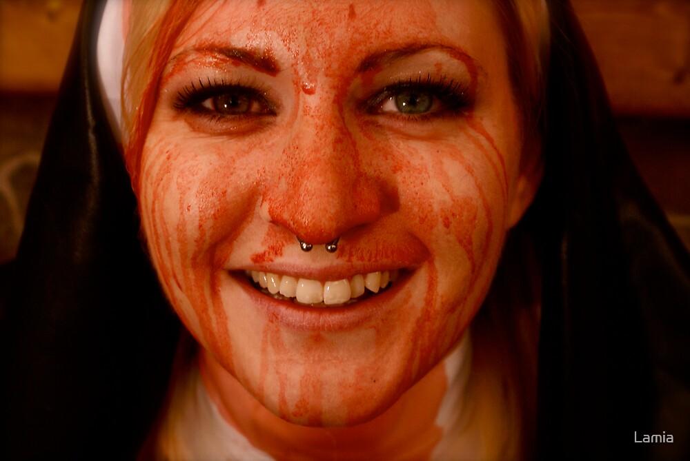 The Devil's Smile by Lamia