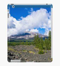Mount St. Helens  iPad Case/Skin