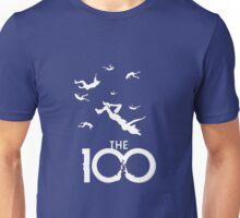 The 100 - White Unisex T-Shirt