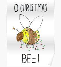 O Christmas Bee! Poster