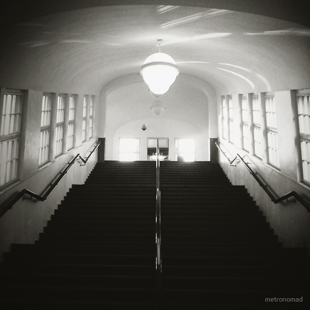 Stairs II by metronomad