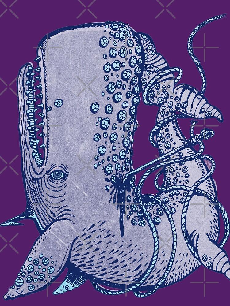 Moby Pick Art by duxpavlic
