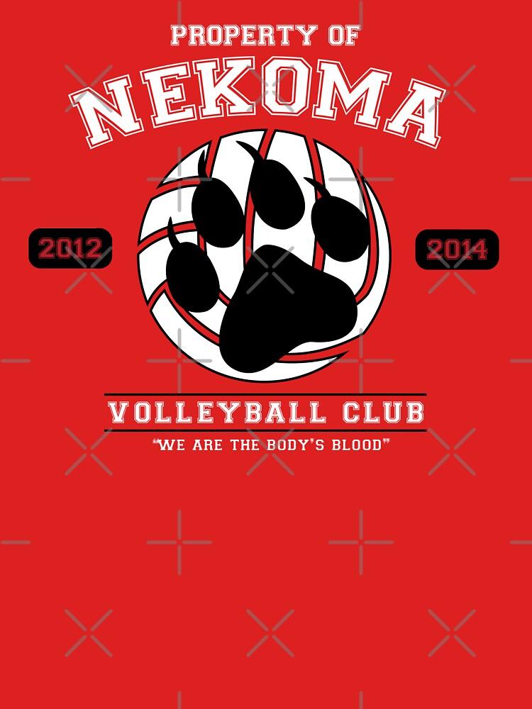 Team Nekoma | Unisex T-Shirt