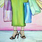 Bag Lady by Sue McMillan