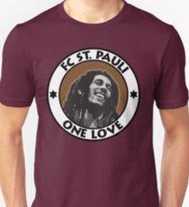 St Pauli Fan zone Unisex T-Shirt