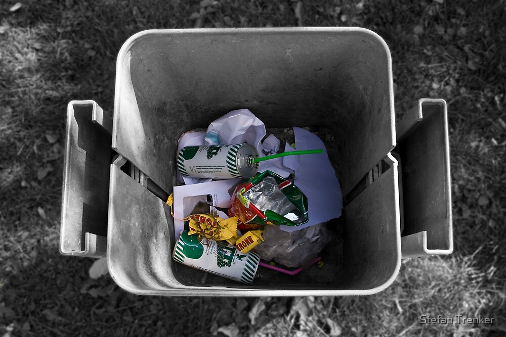 Urban Trash by Stefan Trenker