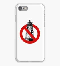 WHO you gonna call? White iPhone Case/Skin