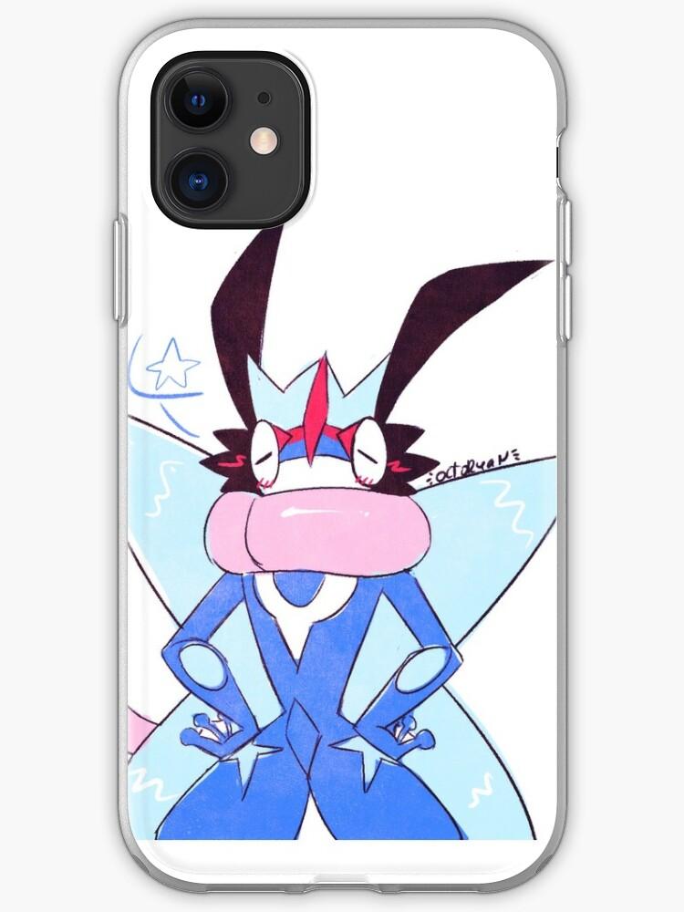 POKEMON GRENINJA iphone case