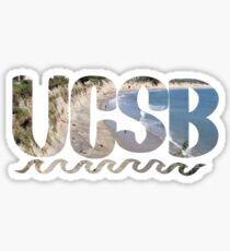 UCSB Beach Sticker