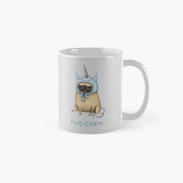Pugicorn - Fawn Classic Mug