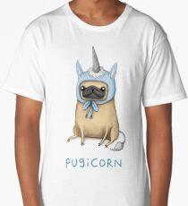 Pugicorn - Fawn Long T-Shirt