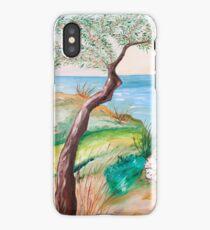 Il pescatore solitario iPhone Case/Skin