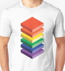 Isometric Slab T-Shirt