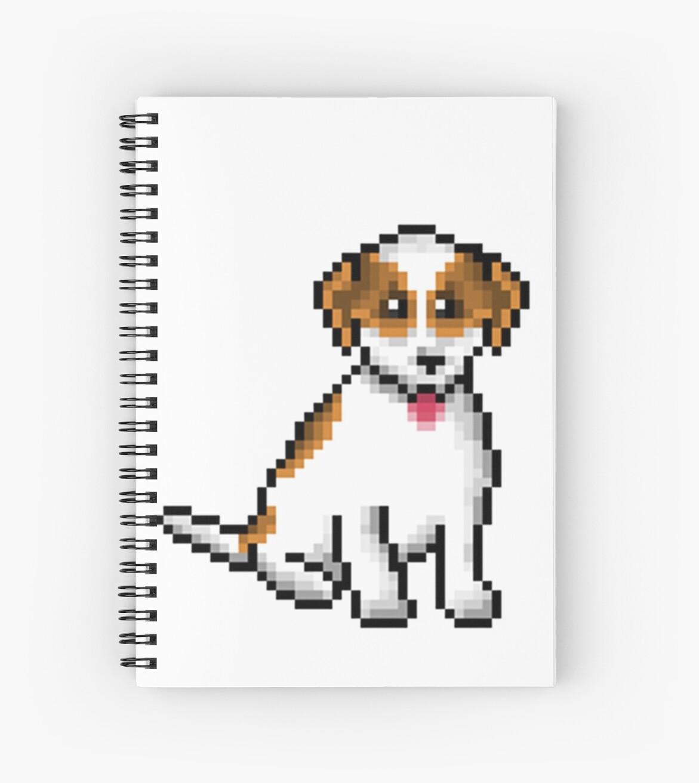 Best Of Pixel Art Dog @KoolGadgetz.com