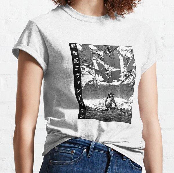 Neon Genesis Evangelion Camiseta clásica