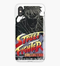 Street Fighter Collection iPhone Case/Skin