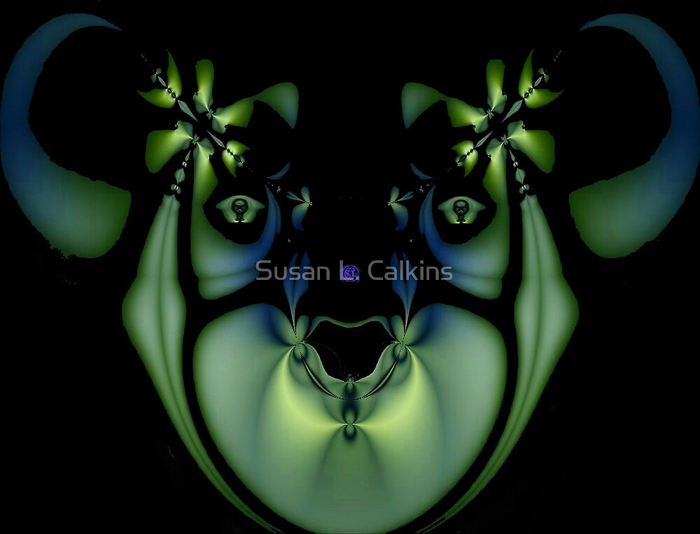 Alien Ted by Susan L. Calkins