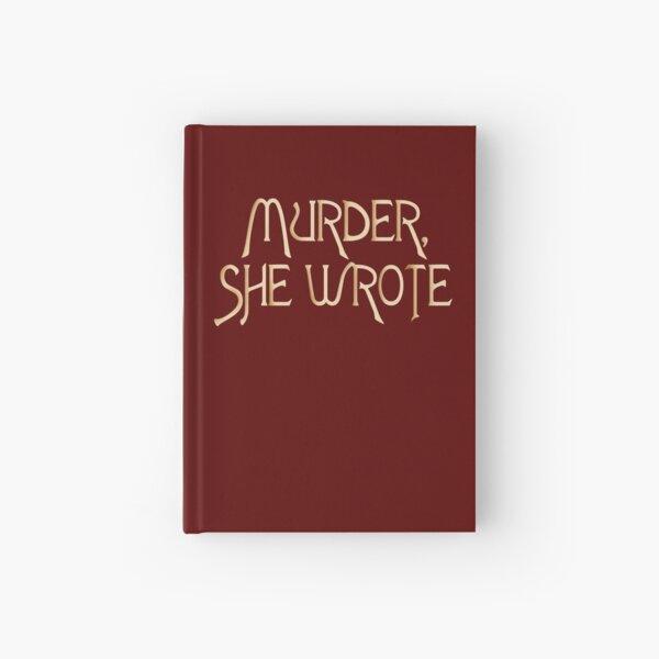 Murder, She Wrote Hardcover Journal