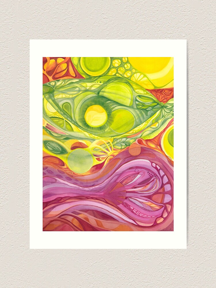 Metamorphosis Art Print By Marikareinke Redbubble