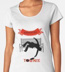TOWNIE Women's Premium T-Shirt
