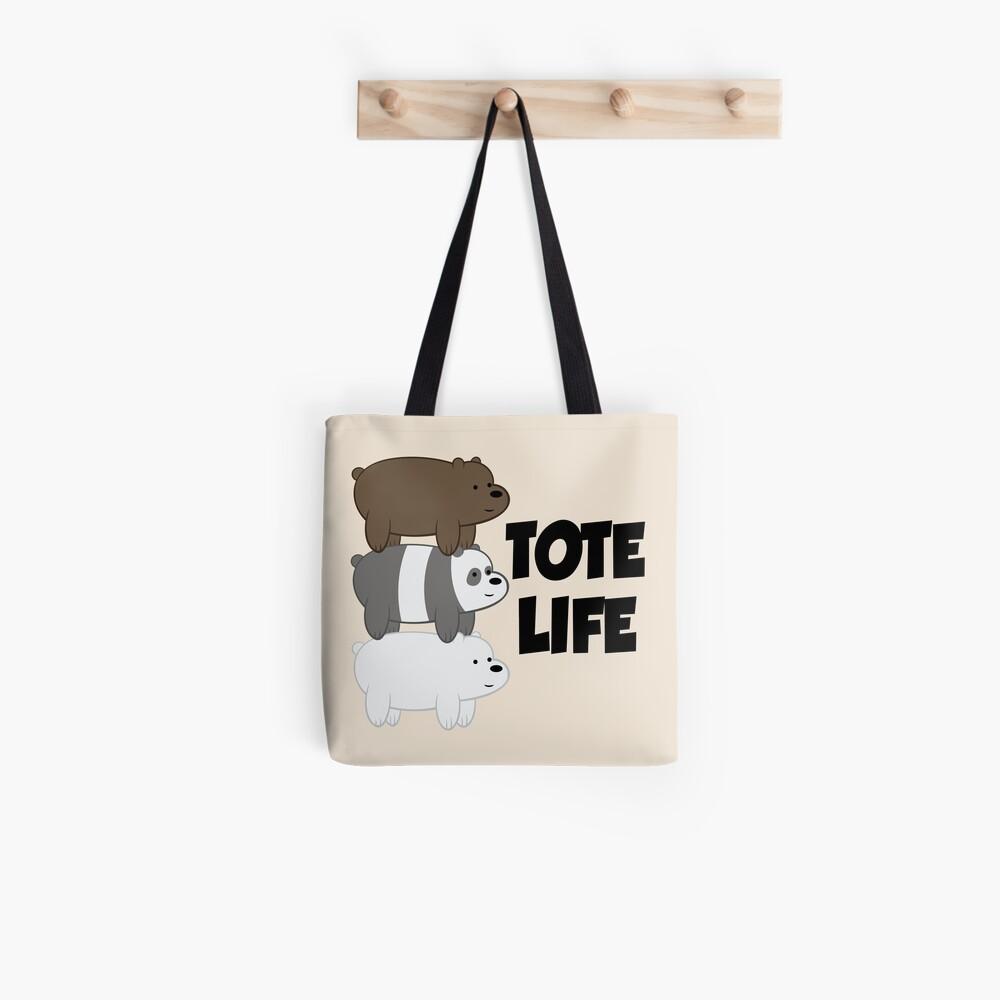 Tote Life Tote Bag
